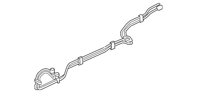 (Y3)-FUEL PIPE ORIGINAL